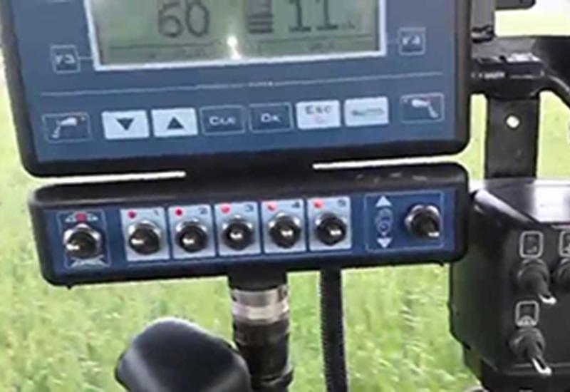 Mezőgazdasági elektronika